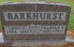 Harold R Barkhurst