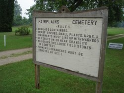 Fairplains Cemetery