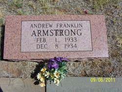 Andrew Franklin Armstrong