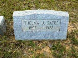 Thelma <i>Johnson</i> Gates