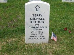 Terry Michael Keating