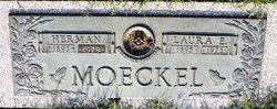 Laura E. <i>Lang</i> Moeckel