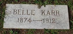 Irene Belle <i>Mitchell</i> Karr