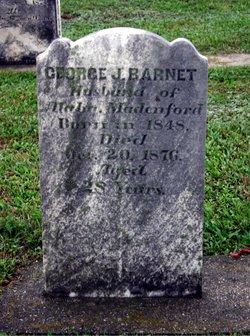 George J Barnet