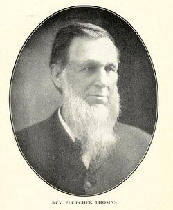 Rev Fletcher Thomas