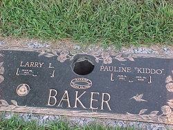 Pauline <i>Clark</i> Baker