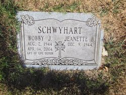 Bobby Schwyhart