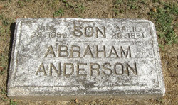 Abraham Anderson