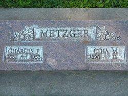 Etha Merle Effie <i>Fox</i> Metzger