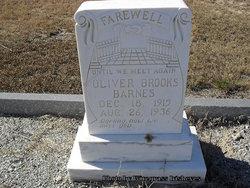 Oliver Brooks Barnes