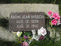 Naomi Jean Hirschi