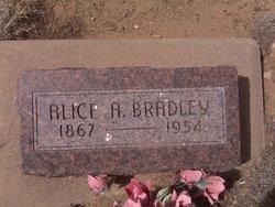Alice A <i>Stauser</i> Bradley