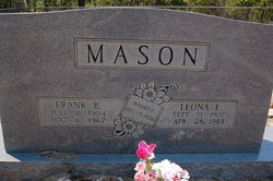 Leona E. <i>Dunaway</i> Mason