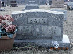 June Elizabeth <i>Michaels</i> Bain