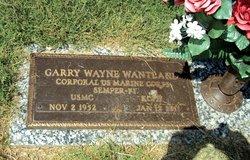 Garry Wantland