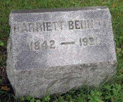 Harriett E <i>Lawrence</i> Bennett