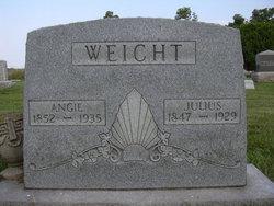 Julius Augustus Weicht
