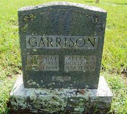 Virginia Elizabeth <i>Bailey</i> Garrison