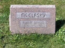 Robert Neville Bob McClasky