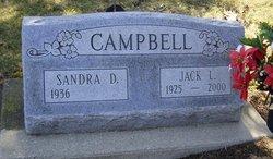 Sandra Dee <i>Ray</i> Campbell