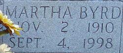 Martha Louise <i>Byrd</i> Auman