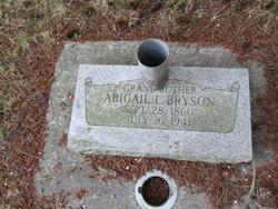 Abigail L. <i>Standiford</i> Bryson
