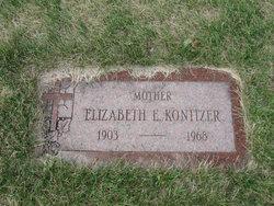 Elizabeth E. <i>Griesemer</i> Konitzer