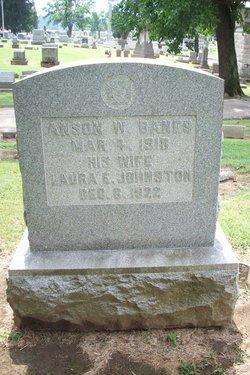 Laura E. <i>Johnston</i> Banes