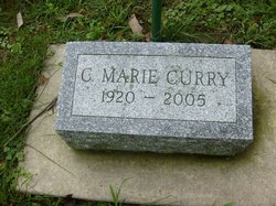 C. Marie Curry
