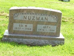 Alta Mae <i>Manuel</i> Nuzman