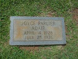 Joyce <i>Parlier</i> Adair