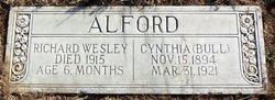 Cynthia <i>Bull</i> Alford