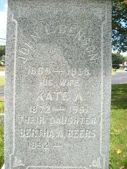 Kate Ashley <i>Southworth</i> Benson