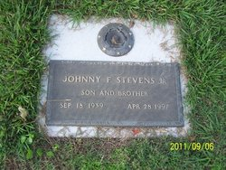 Johnny F Stevens, Jr