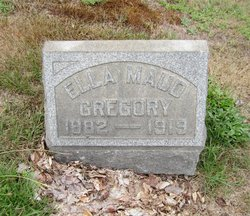 Ella Maud <i>Wade</i> Gregory