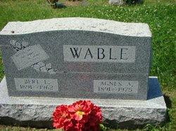 Agnes A Wable