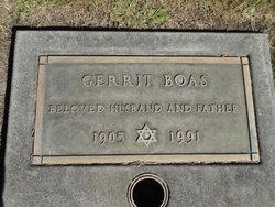 Gerrit Boas