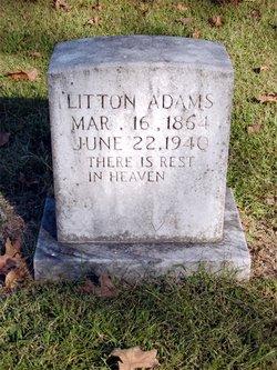 Litton Adams