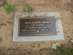 Paul Eugene Adams
