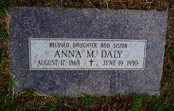 Anna M. Daly