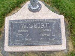Etta Mary <i>Pearson</i> McGuire