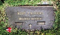 Ruby J. Rogers