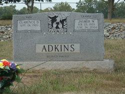 Jasmer W. Granny <i>Adkins</i> Adkins