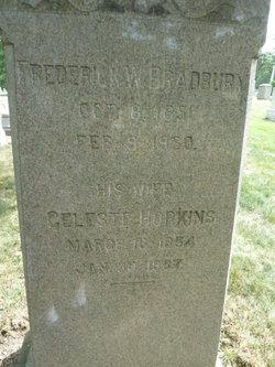 Celeste <i>Hopkins</i> Bradbury