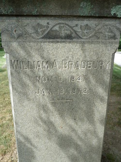 William A Bradbury