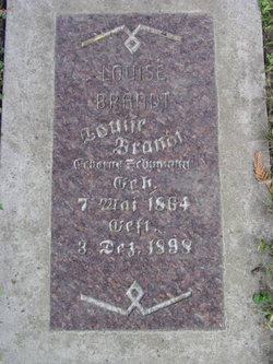 Louise <i>Schumann</i> Brandt