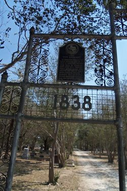 Gonzales City Cemetery