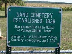 Sands Cemetery