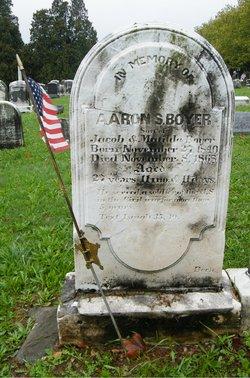 Aaron S Boyer