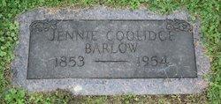 Jennie <i>Coolidge</i> Barlow